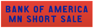 bank of america minnesota short sale